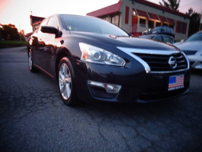 2014 Nissan Altima for sale at Quickway Exotic Auto in Bloomingburg NY