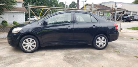 2012 Toyota Yaris for sale at On The Road Again Auto Sales in Doraville GA