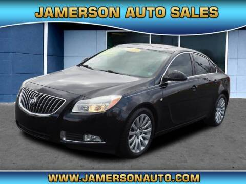 2011 Buick Regal for sale at Jamerson Auto Sales in Anderson IN