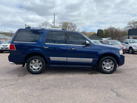 2007 Lincoln Navigator for sale at RIVERSIDE AUTO SALES in Sioux City IA