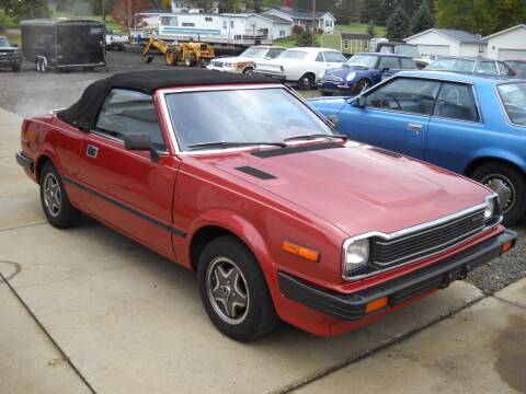 1981 Honda Prelude for sale at Whitmore Motors in Ashland OH