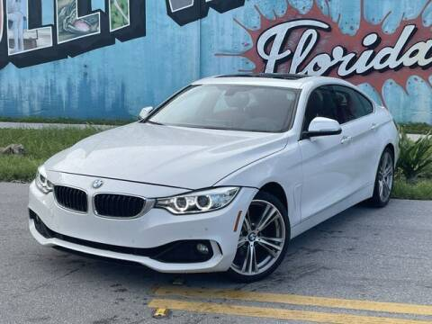 2017 BMW 4 Series for sale at Palermo Motors in Hollywood FL