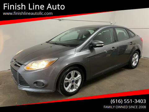 2014 Ford Focus for sale at Finish Line Auto in Comstock Park MI