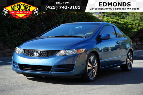 2011 Honda Civic for sale at West Coast Auto Works in Edmonds WA