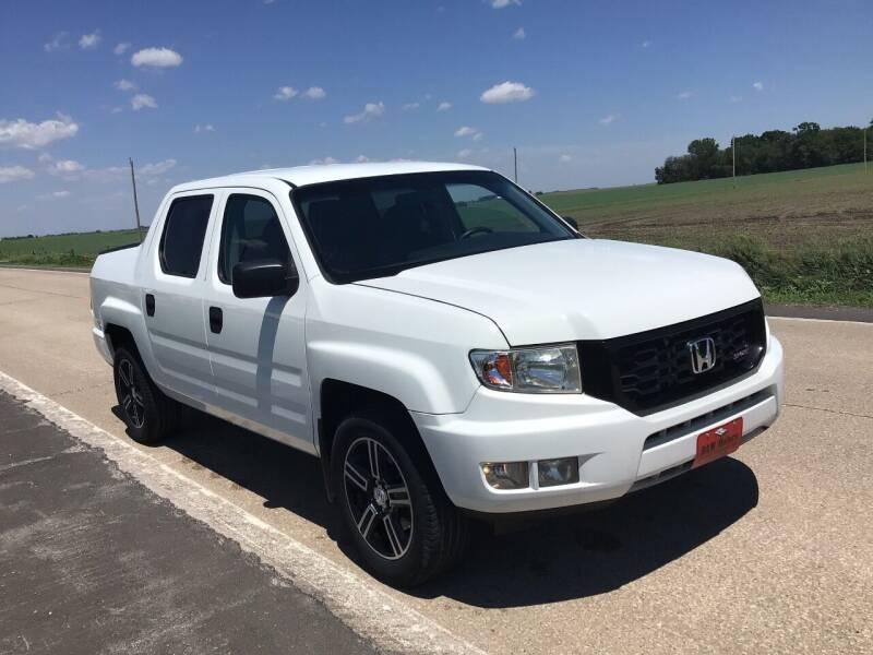2012 Honda Ridgeline for sale in Dallas Center, IA