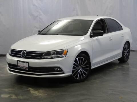 2015 Volkswagen Jetta for sale at United Auto Exchange in Addison IL