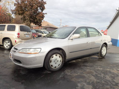 1999 Honda Accord for sale at Tommy's 9th Street Auto Sales in Walla Walla WA