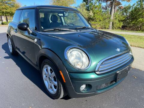 2007 MINI Cooper for sale at LA 12 Motors in Durham NC