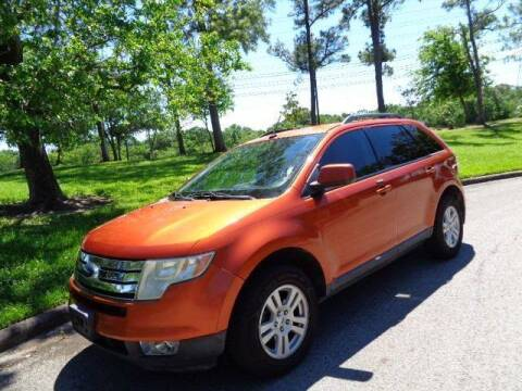 2008 Ford Edge for sale at Houston Auto Preowned in Houston TX