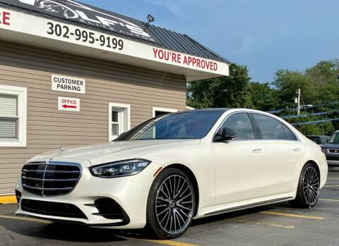 2021 Mercedes-Benz S-Class for sale at WOLF'S ELITE AUTOS in Wilmington DE