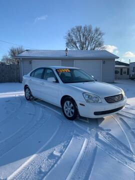 2006 Kia Optima for sale at Walker Motors in Muncie IN