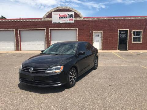 2016 Volkswagen Jetta for sale at Family Auto Finance OKC LLC in Oklahoma City OK