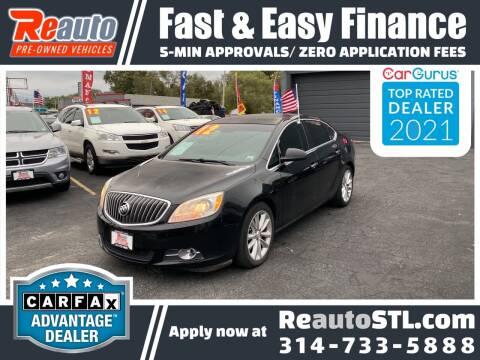 2012 Buick Verano for sale at Reauto in Saint Louis MO