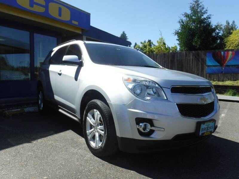 2011 Chevrolet Equinox for sale at Brooks Motor Company, Inc in Milwaukie OR