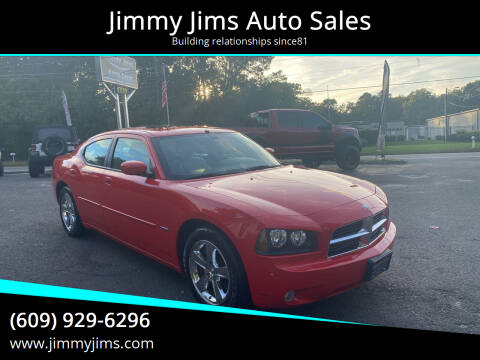 2007 Dodge Charger for sale at Jimmy Jims Auto Sales in Tabernacle NJ