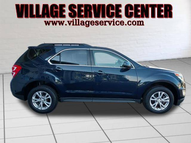 2017 Chevrolet Equinox for sale at VILLAGE SERVICE CENTER in Penns Creek PA