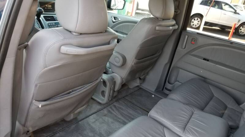 2010 Honda Odyssey EX-L 4dr Mini-Van w/DVD and Navi - Levittown PA