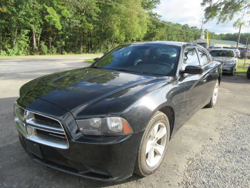 2013 Dodge Charger for sale at Bullet Motors Charleston Area in Summerville SC