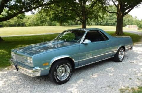 1987 Chevrolet El Camino for sale at Classic Car Deals in Cadillac MI