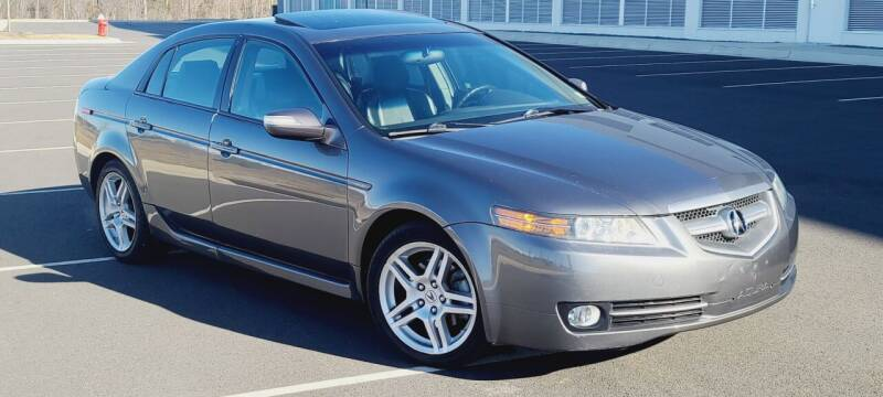 2008 Acura TL for sale at BOOST MOTORS LLC in Sterling VA