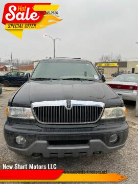 1999 Lincoln Navigator for sale at New Start Motors LLC in Montezuma IN