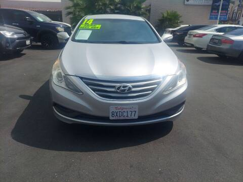 2014 Hyundai Sonata for sale at Montebello Auto Sales in Montebello CA