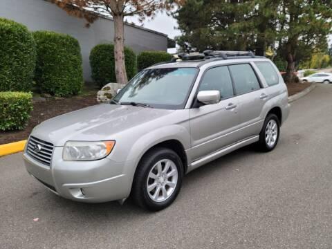 2006 Subaru Forester for sale at SS MOTORS LLC in Edmonds WA