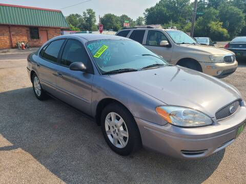 2007 Ford Taurus for sale at Johnny's Motor Cars in Toledo OH