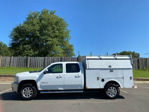 2013 Chevrolet Silverado 2500HD for sale at Superior Wholesalers Inc. in Fredericksburg VA