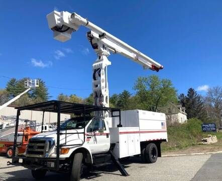 2010 Ford F-750 for sale at Bay Road Truck in Rowley MA