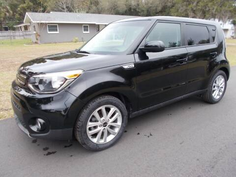2017 Kia Soul for sale at LANCASTER'S AUTO SALES INC in Fruitland Park FL
