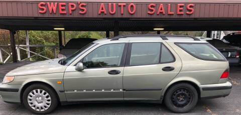 2000 Saab 9-5 for sale at Swep's Auto Sales in Factoryville PA
