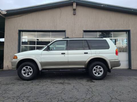 1999 Mitsubishi Montero Sport for sale at Westside Motors in Mount Vernon WA