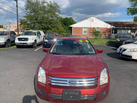 2009 Ford Fusion for sale at Roy's Auto Sales in Harrisburg PA