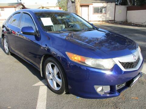 2010 Acura TSX for sale at F & A Car Sales Inc in Ontario CA
