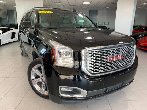 2016 GMC Yukon XL for sale at Auto Mall of Springfield in Springfield IL
