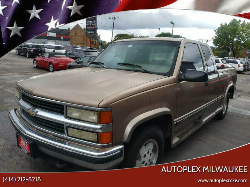1995 Chevrolet C/K 1500 Series for sale at Autoplex Milwaukee in Milwaukee WI