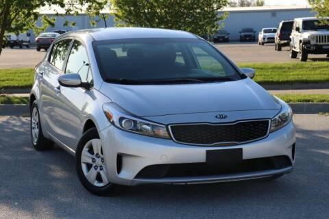 2018 Kia Forte5 for sale at Big O Auto LLC in Omaha NE