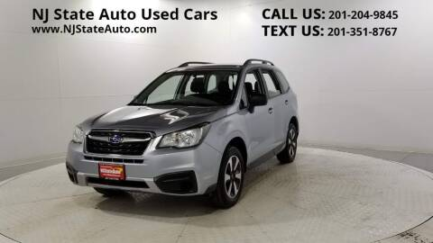 2017 Subaru Forester for sale at NJ State Auto Auction in Jersey City NJ
