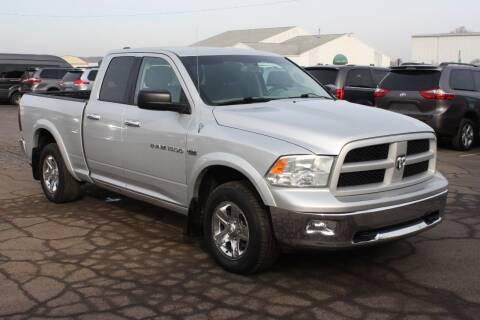 2012 RAM Ram Pickup 1500 for sale at LJ Motors in Jackson MI