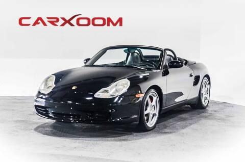 2003 Porsche Boxster for sale at CarXoom in Marietta GA