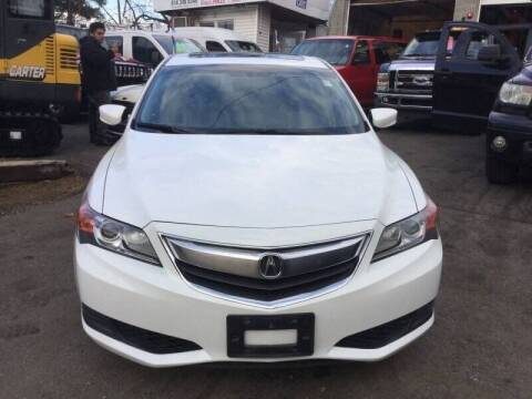 2014 Acura ILX for sale at Deleon Mich Auto Sales in Yonkers NY