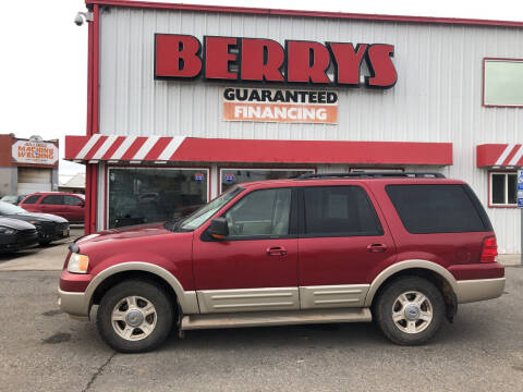 2006 Ford Expedition for sale at Berry's Cherries Auto in Billings MT
