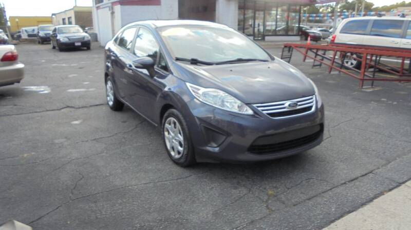 2013 Ford Fiesta for sale at Absolute Motors 2 in Hammond IN
