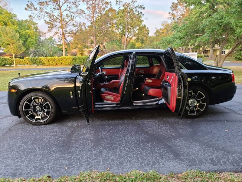 2017 Rolls-Royce Ghost for sale at Monaco Motor Group in Orlando FL