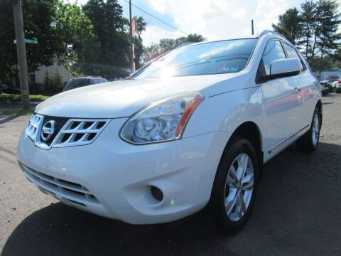 2013 Nissan Rogue for sale at PRESTIGE IMPORT AUTO SALES in Morrisville PA
