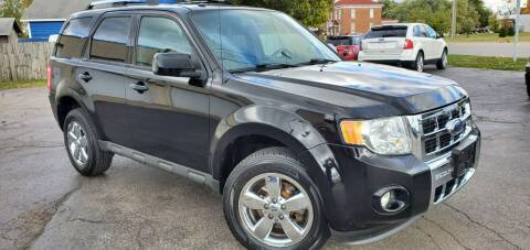 2009 Ford Escape for sale at Sinclair Auto Inc. in Pendleton IN