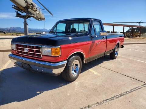 1990 Ford F-150 for sale at Pikes Peak Motor Co in Penrose CO