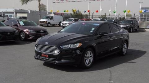 2016 Ford Fusion for sale at Choice Motors in Merced CA