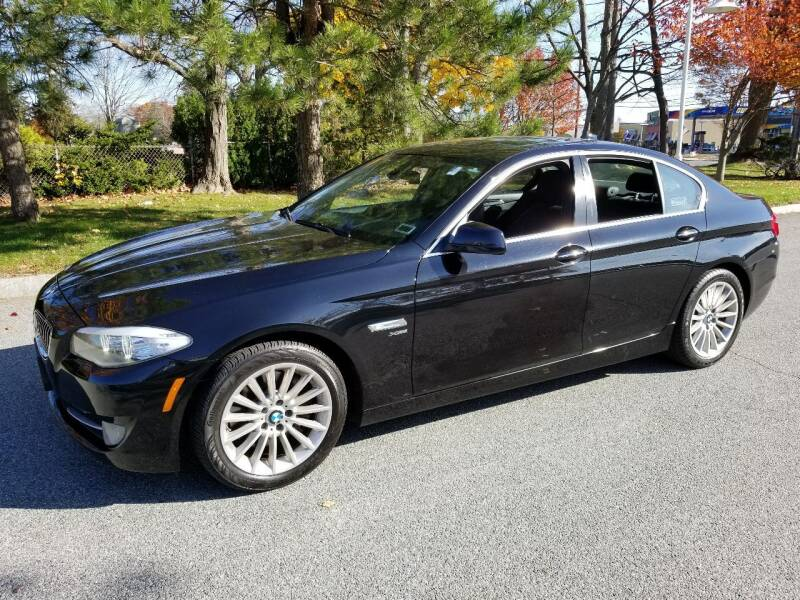 2011 BMW 5 Series for sale at Plum Auto Works Inc in Newburyport MA